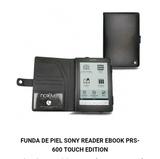 Funda piel ebook Sony marca Noreve - foto