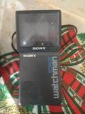 TV portatil Sony de 1985 - foto