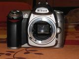 Nikon d50 para piezas - foto
