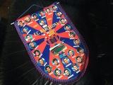 Banderín F.C. barcelona - foto