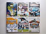 Wii juegos - foto