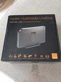 Router Livebox 2 de Orange nuevo en caja - foto
