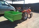 Aperos y repuestos para mini tractores - foto