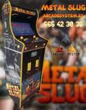 Consola Arcade - foto