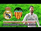 R.Madrid - Valencia liga - foto