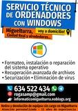 Informático de ordenadores con Windows - foto