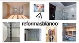 Construcciones y reformas blanco - foto