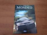 Catálogo Ford mondeo - foto