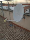 Antena parabólica - foto