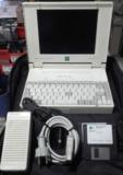 zenith mini portatil años 90 como nuevo - foto