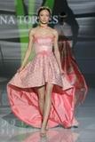 Vestido fiesta Ana Torres - foto