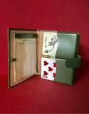 Estuche barajas cartas - foto
