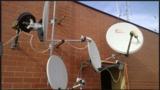 Antenas  parabolicas y camaras seguridad - foto
