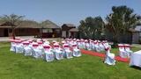 alquiler de mesas y sillas para eventos - foto