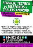 Informático de dispositivos Android - foto