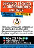Informático de ordenadores con Linux - foto