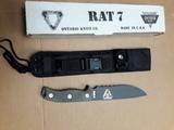 Ontario RAT-7 D2 Serrated - foto