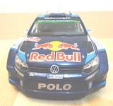 Volkswagen polo wrc 1:18 - foto
