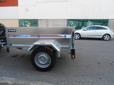 Remolque 750kgs solo 795 - foto