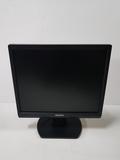 Monitor Philips 17 color negro - foto