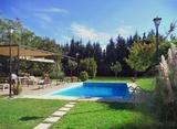 alquiler casa rural con piscina y wifi - foto
