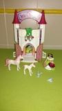 Pequeño castillo princesas playmobil - foto