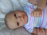 bebe reborn muñeca casi real kit ana - foto