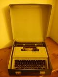 Máquina escribir manual  portátil - foto