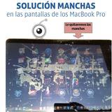 Manchas en las pantallas de los macbook - foto