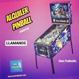 Alquiler Pinball en Madrid Eventos - foto