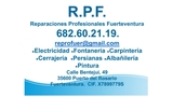 R. P. F. Reparaciones Profesionales - foto
