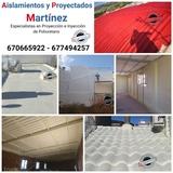 Protege Fachadas cubiertas poliuretano - foto