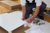 Montaje de mobiliario - foto