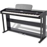 -Piano digital de 88 teclas con pedales - foto