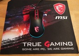 Gaming Mouse MSI M92 RGB - foto