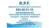 R. P. F. reparaciones electricidad - foto