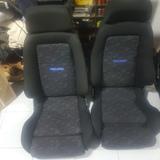Vendo asientos recaro lx - foto