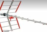 Antenas tdt  y  parabolicas - foto