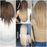 Extensión Hair Brasil - Keratin - foto