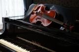 DÚo violinista y pianista en bodas - foto