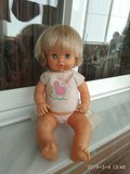 Muñeca nenuco, años 70. antiguo - foto