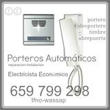 Instalacion portero automatico-tarancon - foto