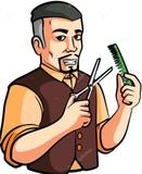 peluquero / barbero a domicilio - foto