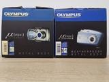 Cámara digital compacta Olympus MJU Mini - foto