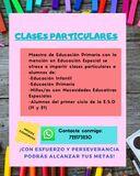 CLASES PARTICULARES ECONÓMICAS - foto