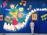 Decoracion y pintura mural - foto