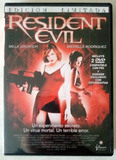 Resident evil-Ed limitada-P.W.S.Anderson - foto
