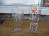 2 vasos de coca cola los dos por 5 - foto