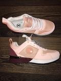 zapatillas louis vuitton rosas nuevas - foto