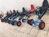 lote 7 karts a pedales - foto